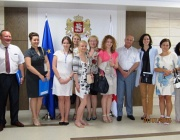 Training Study Tour of Belarusian governmental experts to Georgia